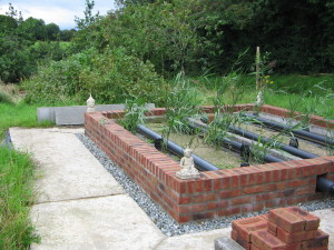 A well finished VFRB reed bed